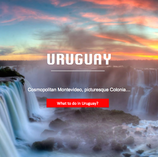 The best of Uruguay...